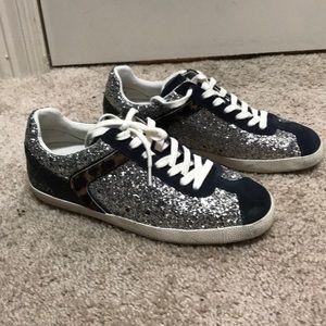 Ash Everest Glitter Sneakers